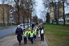 Ekskursija į Vilniaus priešgaisrinės gelbėjimo tarnybą (2019m.)