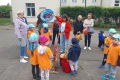Naujininkų ikimokyklinių ugdymo įstaigų 2019 metų šeimų sporto šventė