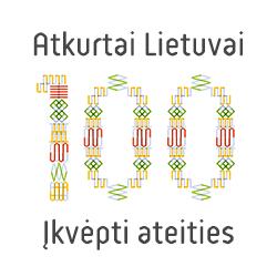100 metų Lietuvai
